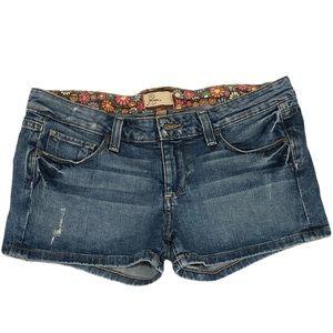 Paige Denim Canyon Shorts